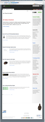 AskApache.com ScreenShot - Opera 9.24