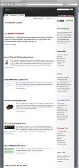 AskApache.com ScreenShot - Safari 3.0.3