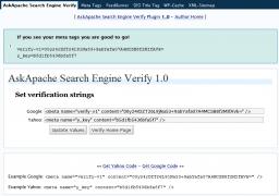 ScreenShot: Verifying Home Page