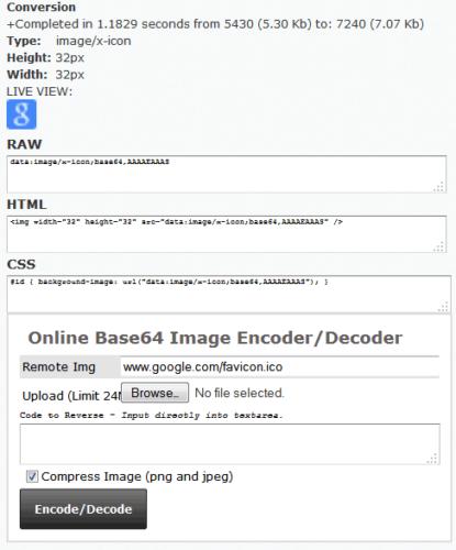 convert image base64 encoder online tool