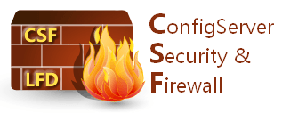 ConfigServer Firewall and Security