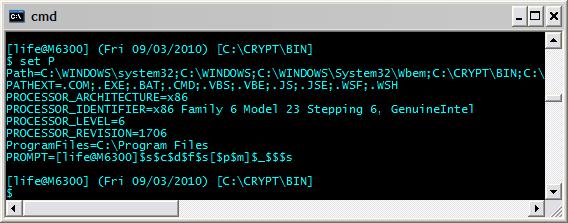 Advanced Windows Batch File Scripting