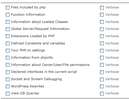AskApache Debug Viewer Capabilities