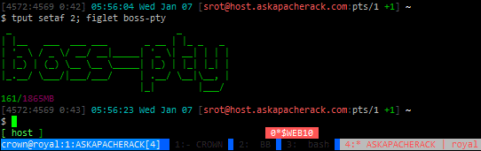 Crazy POWERFUL Bash Prompt
