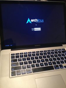 archlinux-on-mac