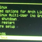 Grub Boot Menu for Tunes