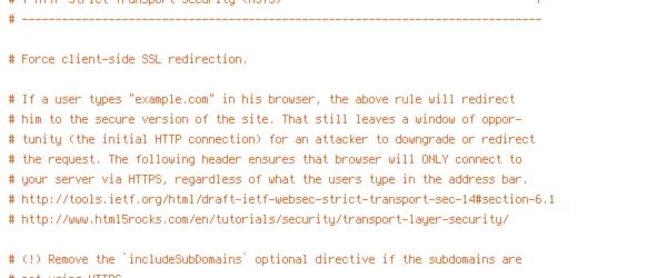 DEFLATE, HTTPS, INCLUDES, ORIGIN, REQUEST_FILENAME, SCRIPT_FILENAME, static