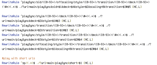 HTTP_HOST, static