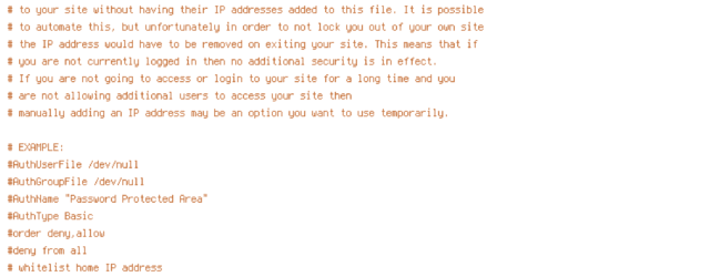 HTTP_REFERER, HTTP_USER_AGENT, QUERY_STRING, REQUEST_METHOD, REQUEST_URI, THE_REQUEST