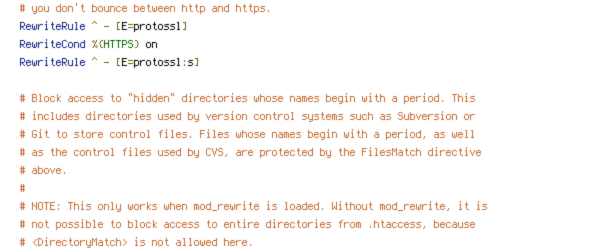 ENV, HTTP_HOST, HTTPS, no-gzip, ORIGIN, protossl, REQUEST_FILENAME, REQUEST_URI