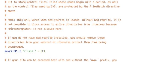 ENV, HTTP_HOST, HTTPS, no-gzip, POST, protossl, REQUEST_FILENAME, REQUEST_URI