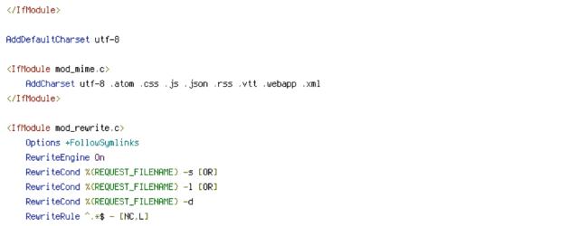 DEFLATE, ENV, HTTP_HOST, HTTPS, REMOTE_ADDR, REQUEST_FILENAME, REQUEST_URI, SCRIPT_FILENAME