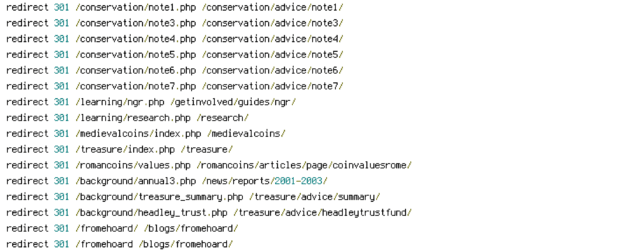 ENV, GET, HTTP_HOST, HTTPS, POST, PUT, QUERY_STRING, REQUEST_URI, SERVER_NAME, THE_REQUEST
