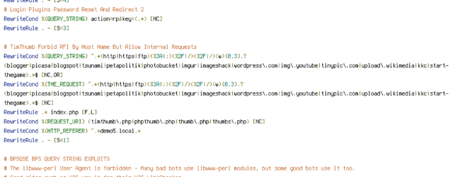 HANDLER, HTTP_REFERER, HTTP_USER_AGENT, QUERY_STRING, REQUEST_FILENAME, REQUEST_METHOD, REQUEST_URI, THE_REQUEST