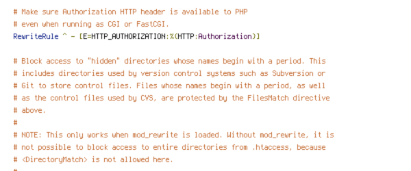 ENV, HTTP_HOST, HTTP_REFERER, HTTPS, no-gzip, protossl, REQUEST_FILENAME, REQUEST_URI