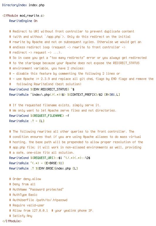 octivi/yealink-phonebook/master/dist/ htaccess - Htaccess File