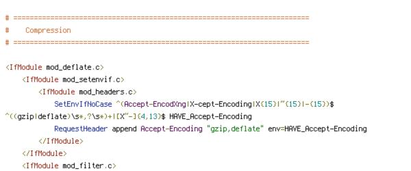 DEFLATE, HTTP_HOST, HTTPS, REQUEST_URI, SERVER_ADDR