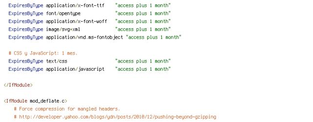 DEFLATE, HTTP_HOST, HTTPS, REQUEST_URI