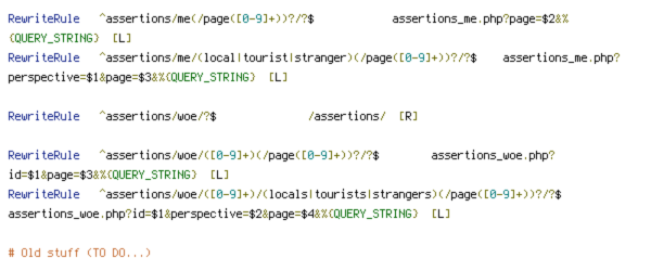 HTTP_HOST, HTTPS, QUERY_STRING