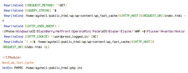GET, HTTP_COOKIE, HTTP_HOST, HTTP_USER_AGENT, QUERY_STRING, REQUEST_FILENAME, REQUEST_METHOD, REQUEST_URI