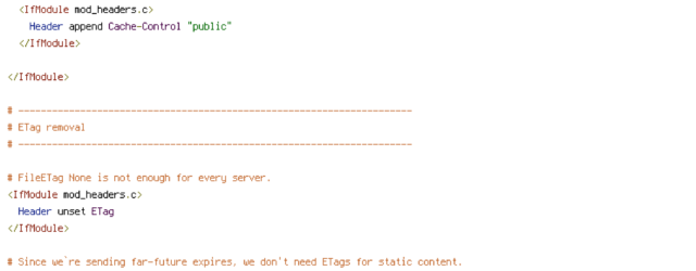 DEFLATE, force-no-vary, HTTP_HOST, HTTPS, INCLUDES, REQUEST_FILENAME, REQUEST_URI, SERVER_PORT, static, TIME