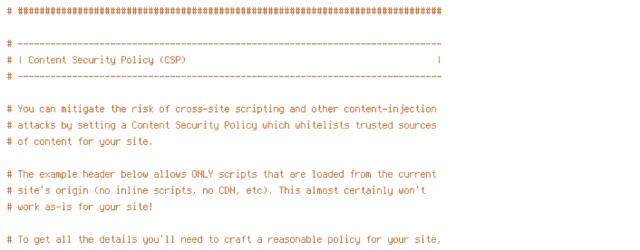DEFLATE, force-no-vary, HTTP_HOST, HTTP_REFERER, HTTPS, INCLUDES, ORIGIN, REQUEST_FILENAME, REQUEST_URI, SCRIPT_FILENAME, SERVER_PORT, static, TIME