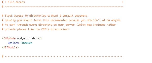 DEFLATE, HTTP_HOST, HTTPS, INCLUDES, ORIGIN, REQUEST_FILENAME, REQUEST_URI, SCRIPT_FILENAME, SERVER_PORT, static, TIME