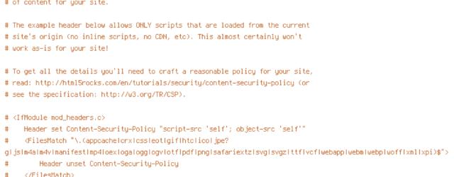DEFLATE, force-no-vary, HTTP_HOST, HTTPS, INCLUDES, ORIGIN, REQUEST_FILENAME, REQUEST_URI, SCRIPT_FILENAME, SERVER_PORT, static, TIME