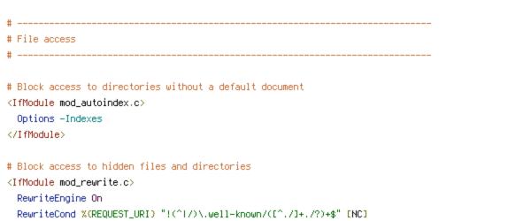 DEFLATE, ENV, HTTP_HOST, HTTPS, PROTO, REQUEST_URI, SCRIPT_FILENAME