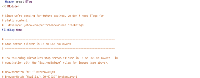 DEFLATE, force-no-vary, HTTP_HOST, HTTPS, INCLUDES, REQUEST_FILENAME, REQUEST_METHOD, REQUEST_URI, SCRIPT_FILENAME, static, TIME