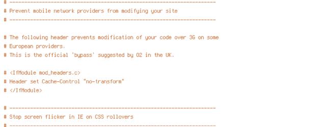 DEFLATE, force-no-vary, HTTPS, INCLUDES, REQUEST_FILENAME, REQUEST_URI, SCRIPT_FILENAME, SERVER_PORT, static
