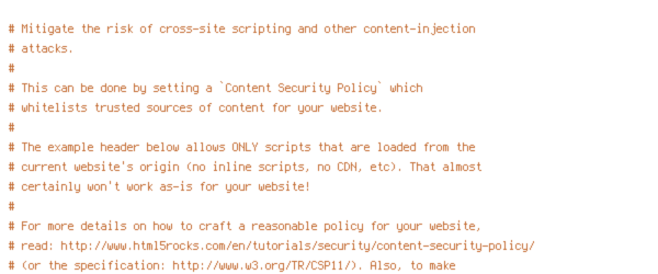 DEFLATE, HTTP_HOST, HTTPS, INCLUDES, ORIGIN, REQUEST_FILENAME, REQUEST_URI, SCRIPT_FILENAME, SERVER_ADDR, TIME